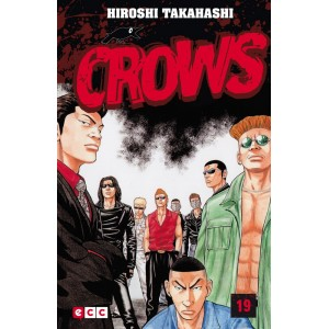 Crows nº 19
