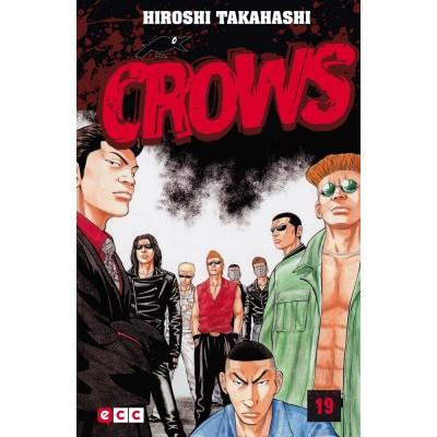 Crows nº 18