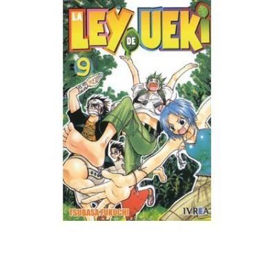 La Ley de Ueki Nº 09