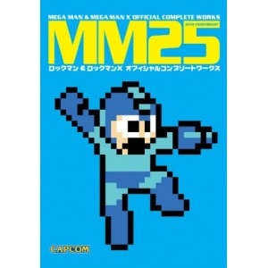 MM25: Mega Man & Mega Man X Official Complete Works