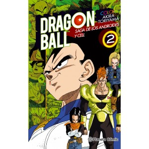 Dragon Ball Color Cell nº 02