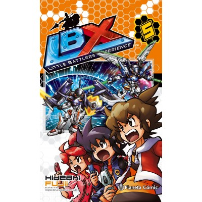 Little Battlers eXperience (LBX) nº 04
