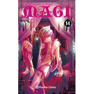 Magi El Laberinto de la Magia nº 13