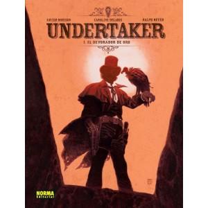Undertaker nº 01: El Devorador de Oro