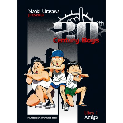 20th Century Boys Nº 01