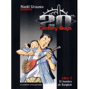 20th Century Boys Nº 03