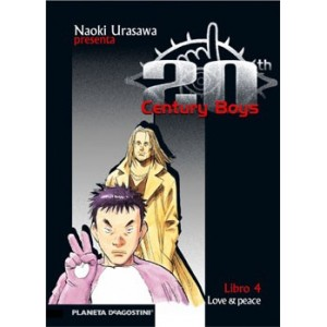 20th Century Boys Nº 04