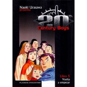 20th Century Boys Nº 05