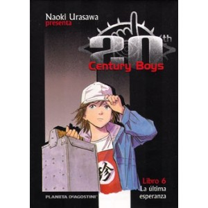 20th Century Boys Nº 06