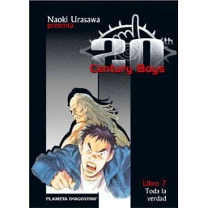 20th Century Boys Nº 07