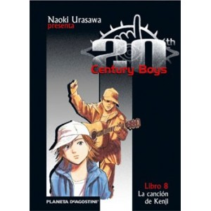 20th Century Boys Nº 08