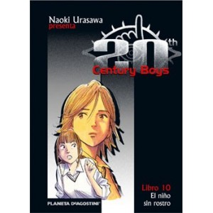 20th Century Boys Nº 10