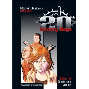 20th Century Boys Nº 13