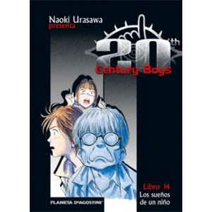 20th Century Boys Nº 14