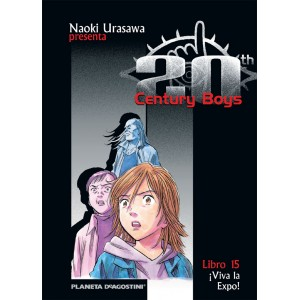 20th Century Boys Nº 15
