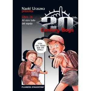 20th Century Boys Nº 16