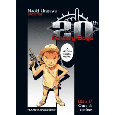 20th Century Boys Nº 17