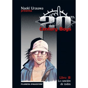 20th Century Boys Nº 18