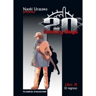 20th Century Boys Nº 19