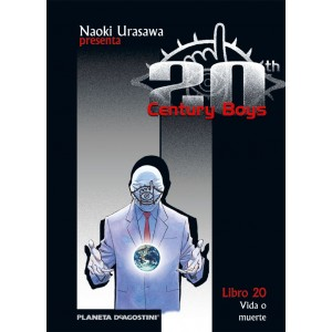 20th Century Boys Nº 20