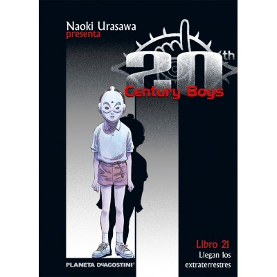 20th Century Boys Nº 21