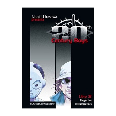 20th Century Boys Nº 22 (de 22)