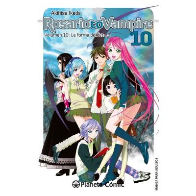 Rosario to Vampire nº 10 (nueva edicion)