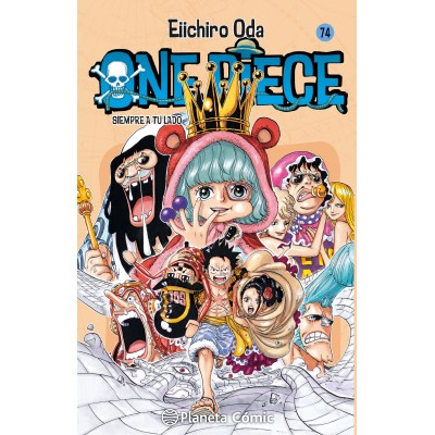 One Piece nº 73