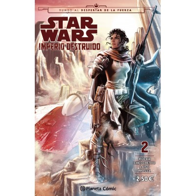 Star Wars Imperio Destruido (Shattered Empire) nº 01