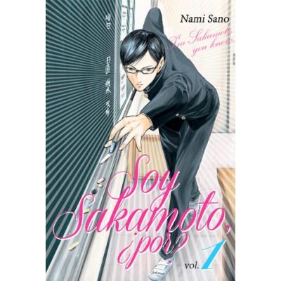 Soy Sakamoto, ¿Por? nº 09