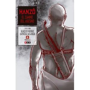 Hanzo: El Camino del Asesino nº 08