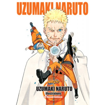 Uzumaki Naruto: Illustrations
