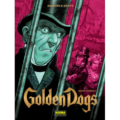Golden Dogs Edición Integral nº 02