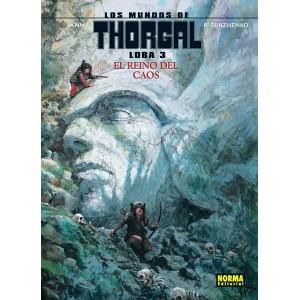 Los Mundos de Thorgal: Loba nº 03 - El Reino del Caos