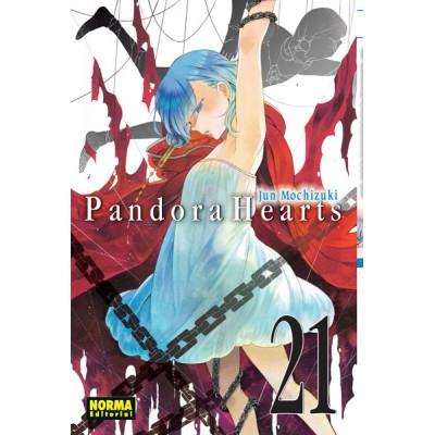 Pandora Hearts nº 21