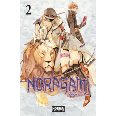 Noragami nº 02