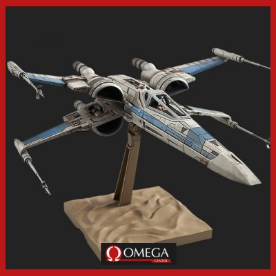 Star Wars the Force Awakens - Maqueta X-Wing Fighter Resistance 1/144