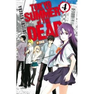 Tokyo Summer of the Dead nº 04