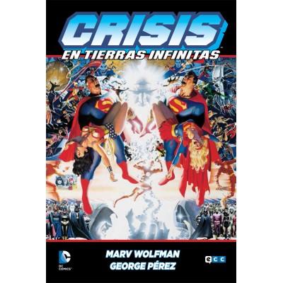 Crisis en Tierras Infinitas (2ª Edición)