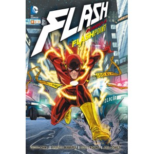 Flash: Rumbo a Flashpoint
