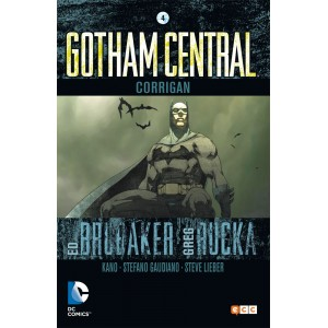 Gotham Central nº 04 (de 4): Corrigan