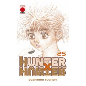 Hunter x Hunter nº 25