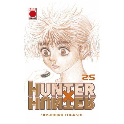 Hunter x Hunter nº 25