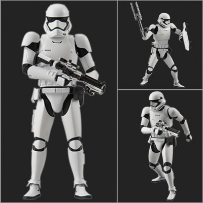 Star Wars The Forece Awakens - Maqueta First Order Stormtrooper 1/12