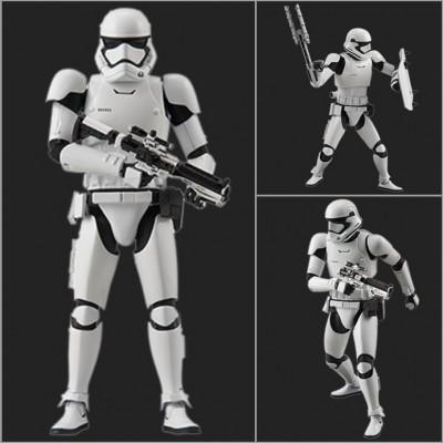 Star Wars The Forece Awakens - Maqueta First Order Stormtrooper 1/12