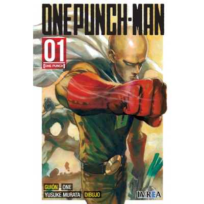 One Punch-man nº 01