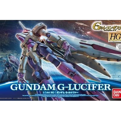 HG GUNDAM G-LUCIFER 1/144