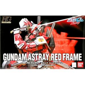HG GUNDAM ASTRAY RED 1/144