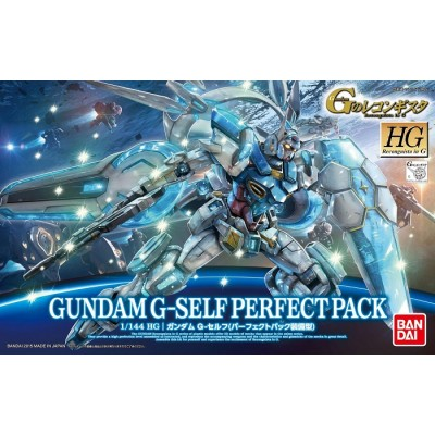 HG GUNDAM G-SELF WITH PERFECT PACK