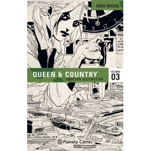 Queen & Country Edición Definitiva nº 03